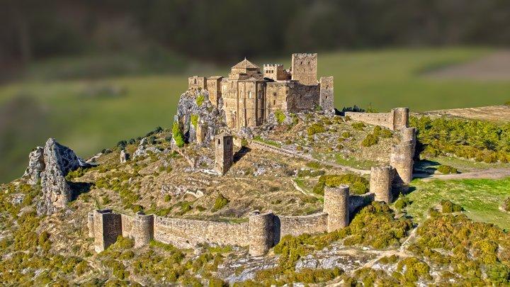 Loarre Castle  -RAWscan 3D Model