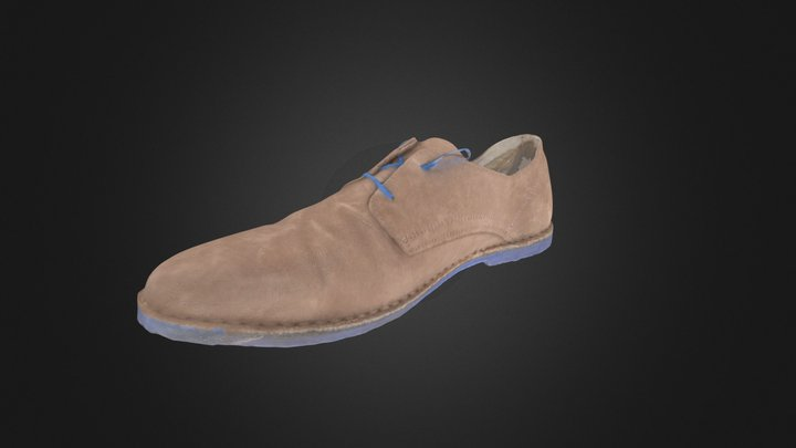 Zapato 3D Model