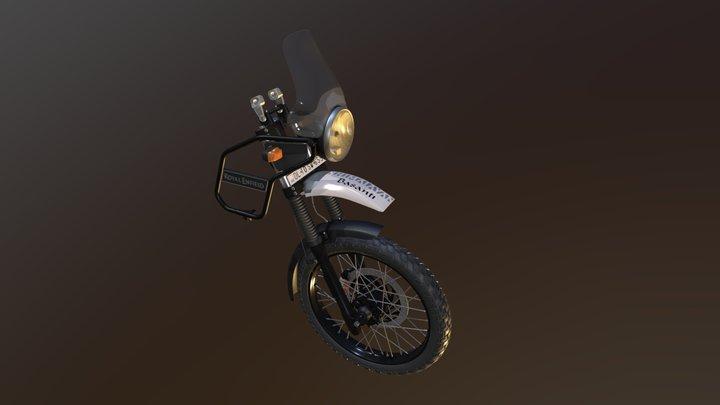 Basanti WIP 2 3D Model