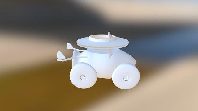 Car01 3D Model