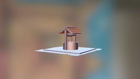 Water Wall 3D Model