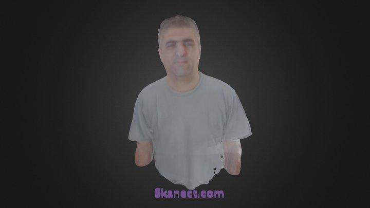 Aris Complete Scan 3D Model