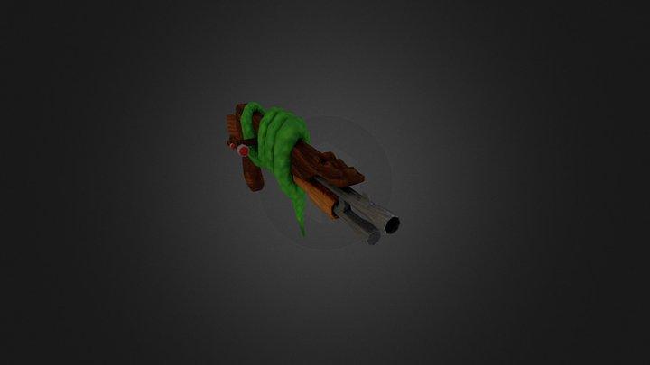 Genesis Revenge 3D Model