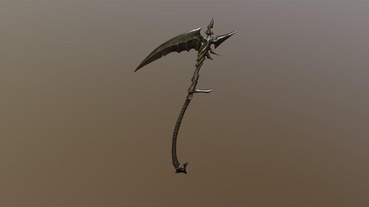 Milag Scythe 3D Model