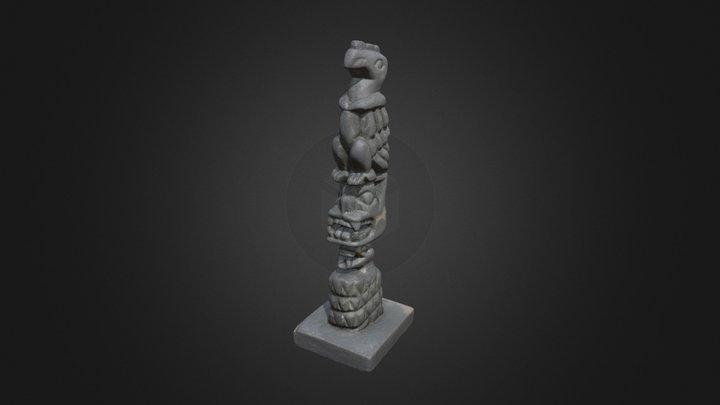 Trilogia Andina Machu Picchu 3D Model