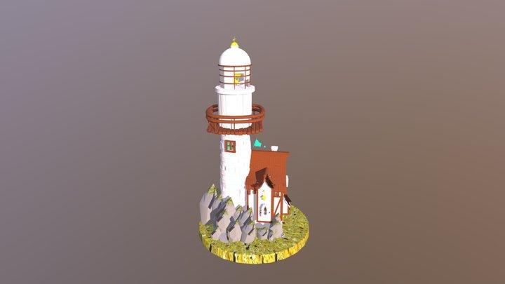 Faro 3D 3D Model