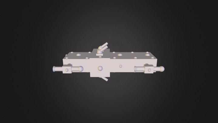 Ueas Cruiser 3D Model