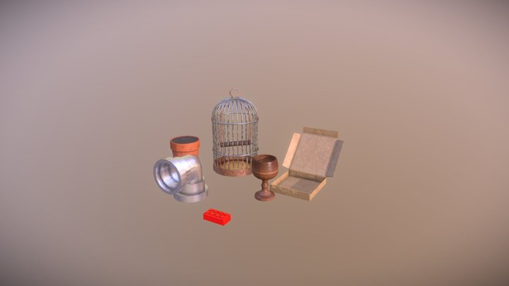 GD55_MOD1_A1_ErikHernandez 3D Model