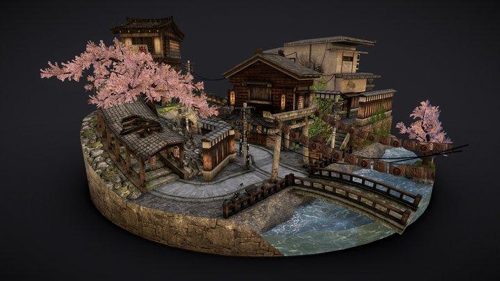 CITY_SCENE_FINAL 3D Model
