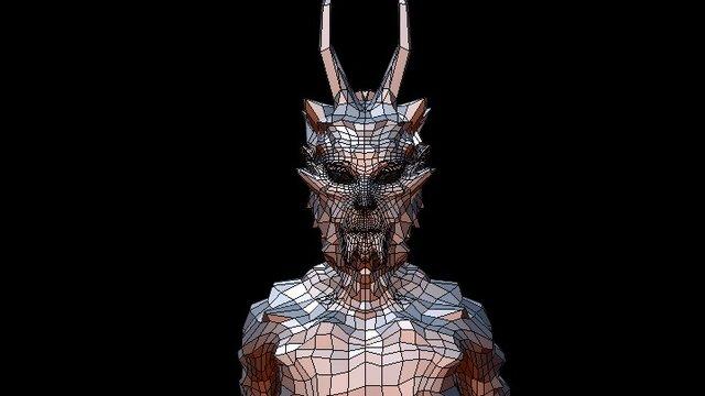 Daimon 3D Model