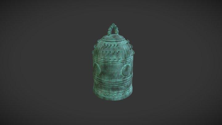 Japanese Bell 3D Model