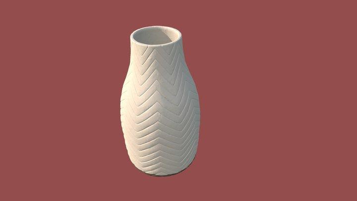 Vase Laura 3D Model