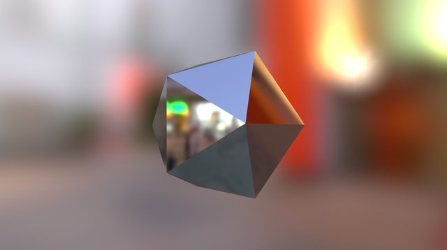 Platonic-01 3D Model