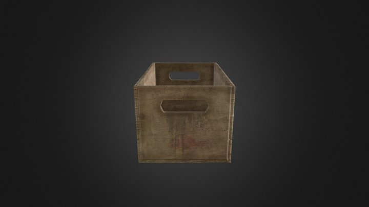 Crate Speed Model/Texture 3D Model