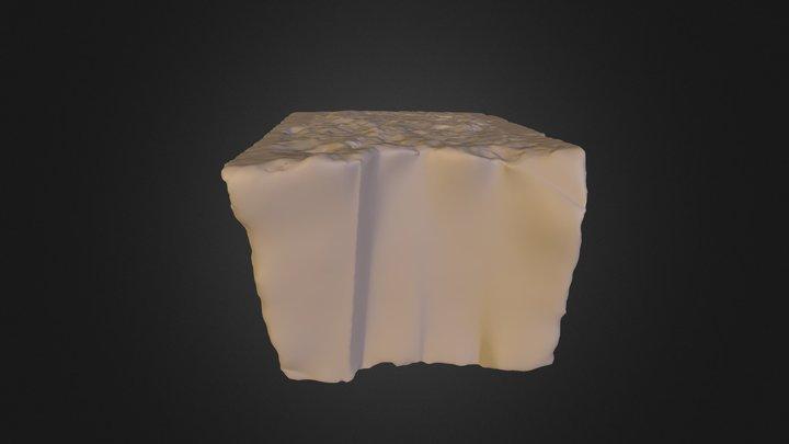 urna cavalli_texture16_p8 3D Model