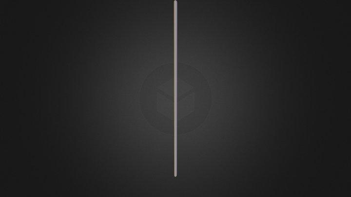 Dish Rack Final HW04 (maryam+mm) - Rod-1 3D Model