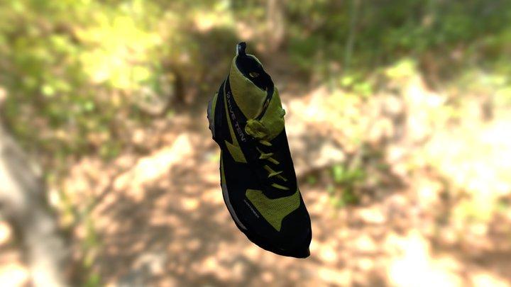 Canyoning Shoe Canyoneer 3 Five Ten 3D Model