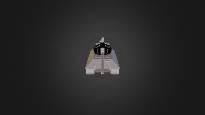 Dt-7 (Early) 3D Model