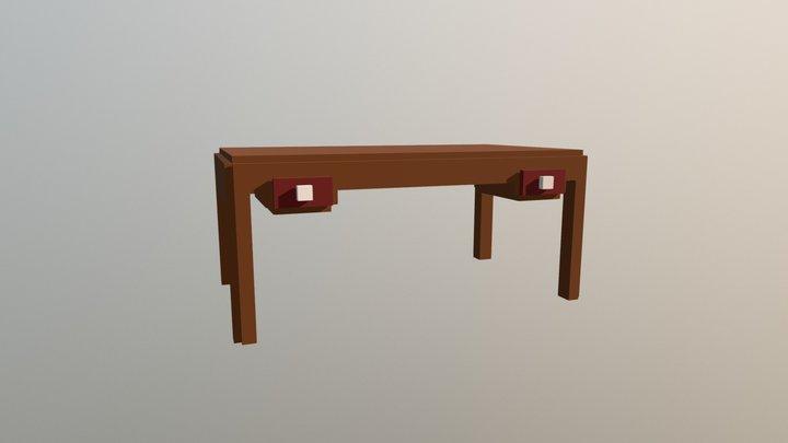 Mesa 2 0 3D Model