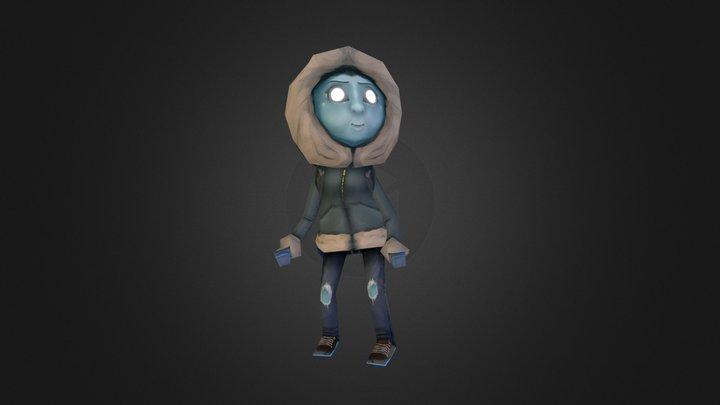 Frostbite- Ethan 3D Model