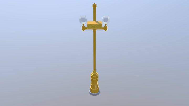 Pixar Pier Lamp