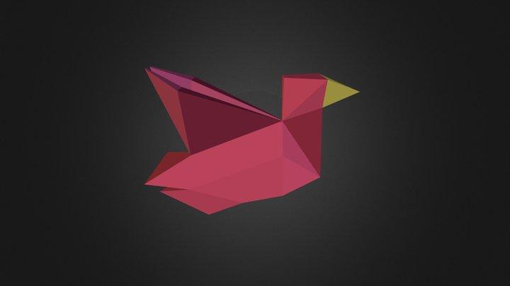 Duck2.5 3D Model