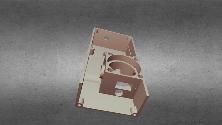 CAL01 Boitier V2 3D Model