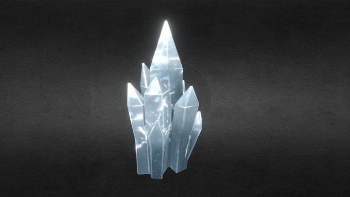 Espina De Hielo 3D Model