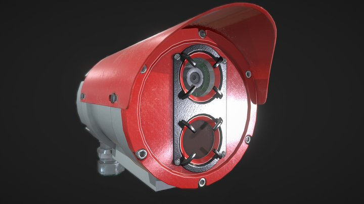 ИП328/330 (УИД-01Т) 3D Model