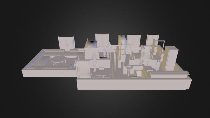 app seul blida 2 3D Model
