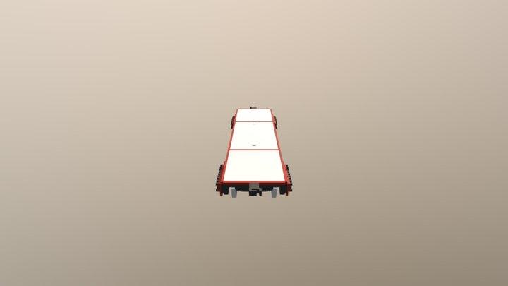 Loading Platform 3D Model