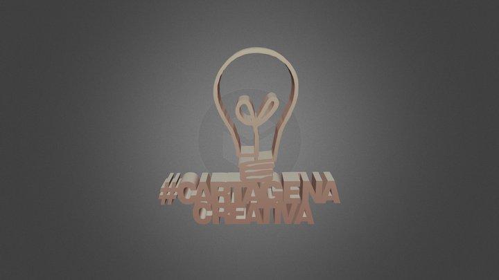 Trofeo Cartagena Creativa 3D Model