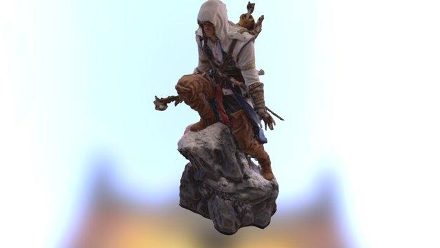 assassin 3D Model