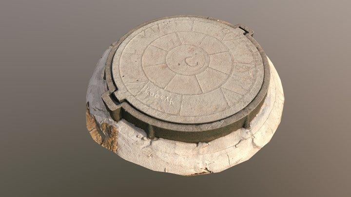 (Game-Ready) Hatch 3D Model
