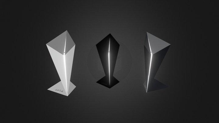 Aurora - new model 3D Model