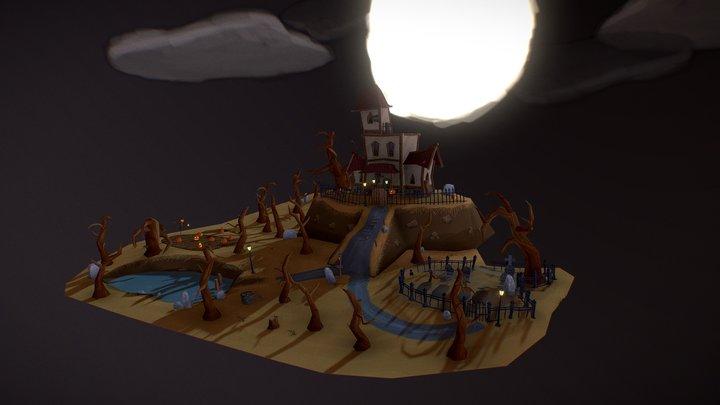 Myers Estate 3D Model