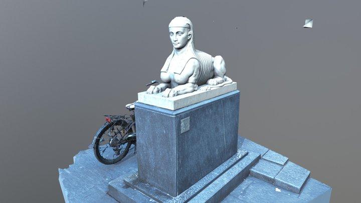 Sphinx-HD 3D Model