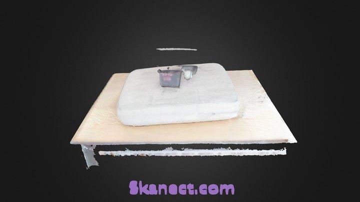 Jai Centre fill 1 3D Model