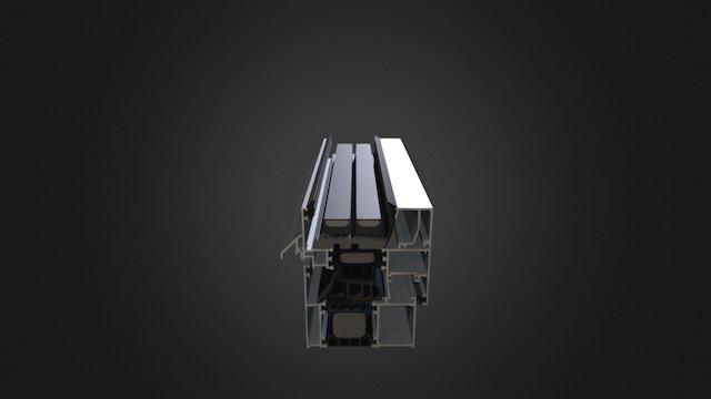 Proba sklopa 3D Model