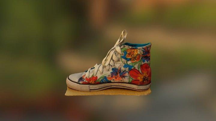 Shoes 3D mesh 3D Model