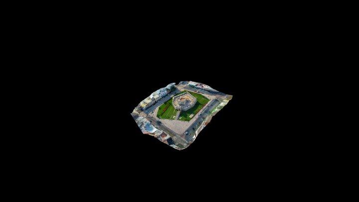 BALUARTE 3D 3D Model