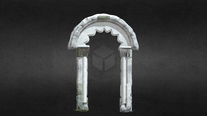 LA015-023003 - Kyle - Doorway Reimagined 3D Model