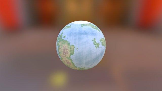 Entire Map 3D Model