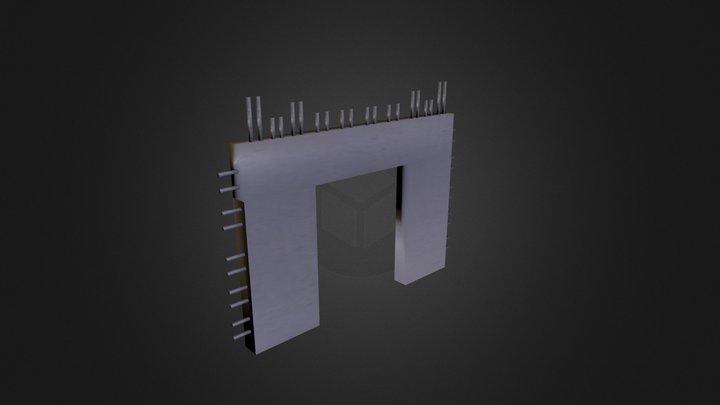 #2_N- Panel 3D Model
