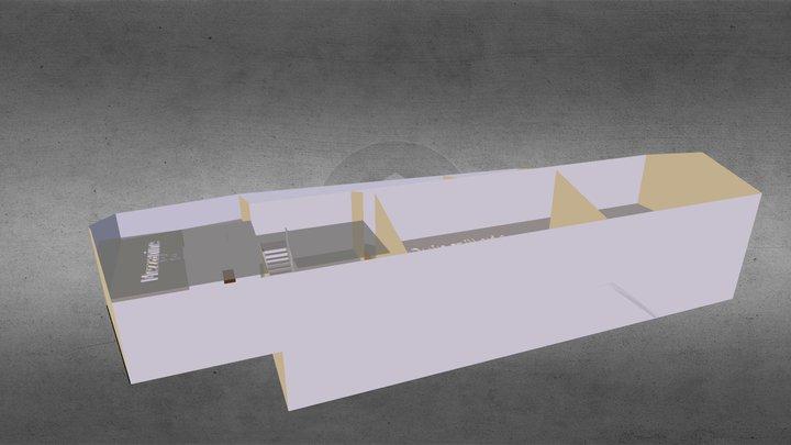 Plan Regrat 3D Model