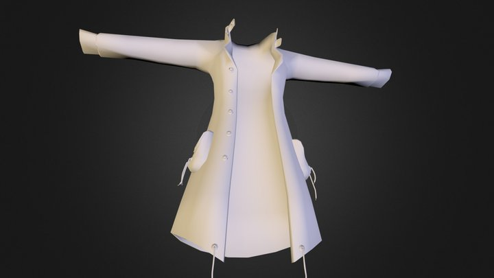 Jacket5.dae 3D Model