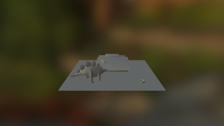 BUT MOOOOM 3D Model