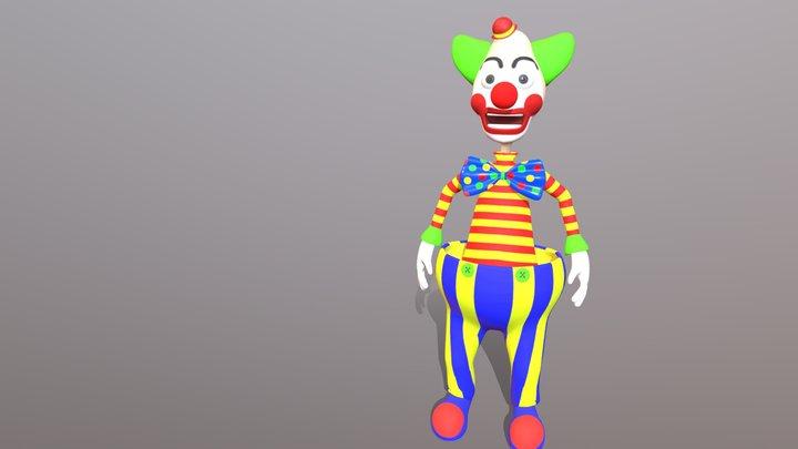 Boris 3D Model