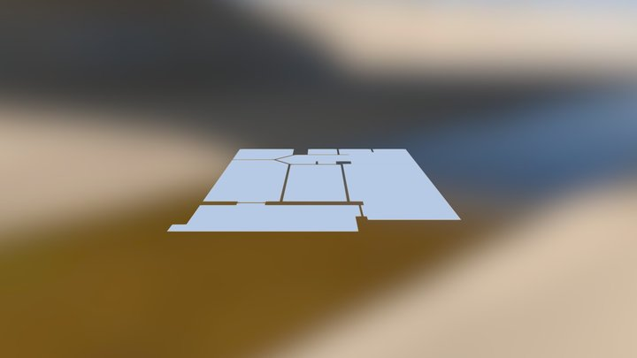 lakás v110 3D Model