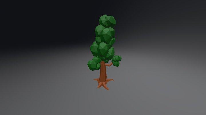 [Minimilistic] Broadleaf 3D Model